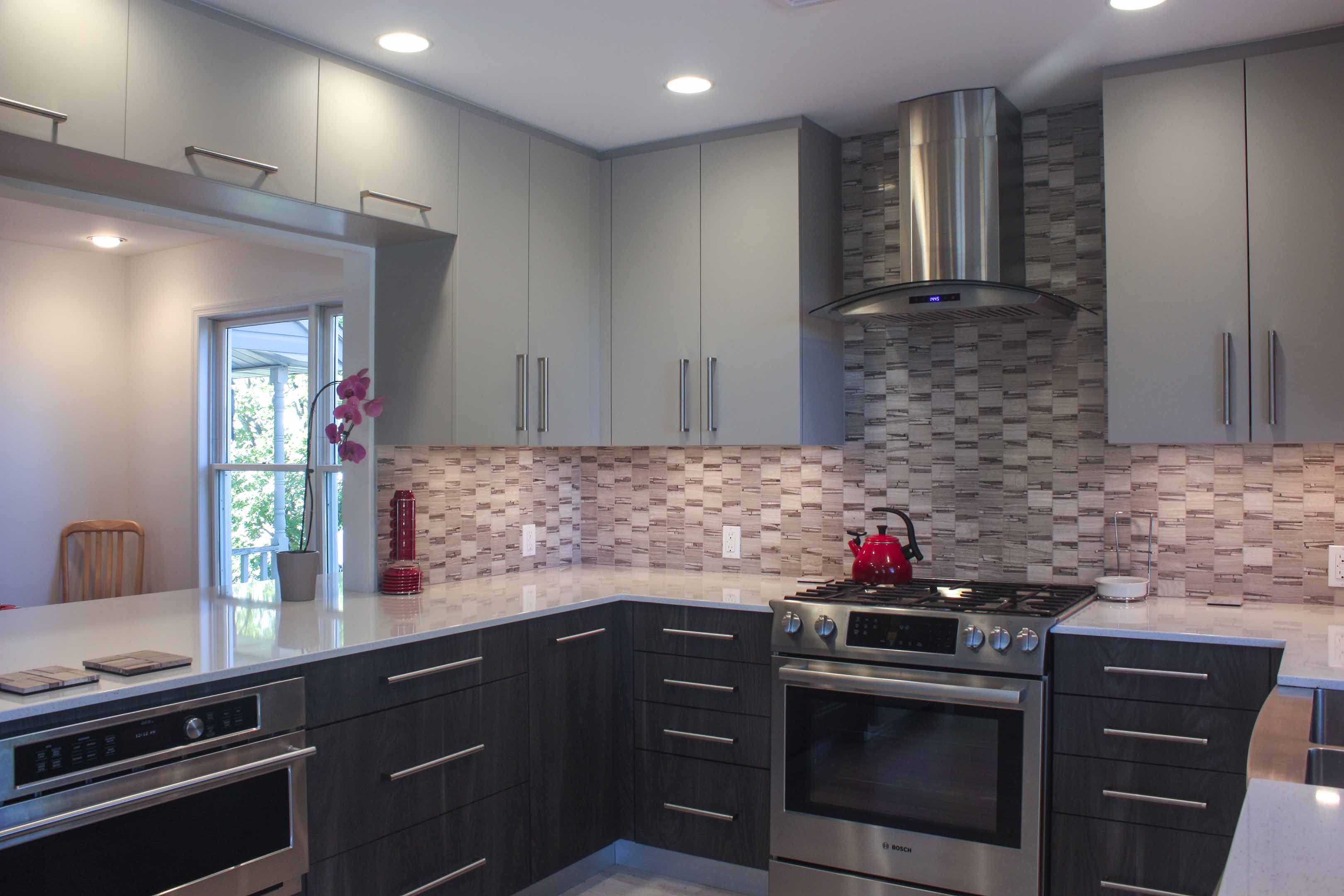 kitchen and dining area by joan bigg kitchen choreography contemporary kitchen design rockland county ny