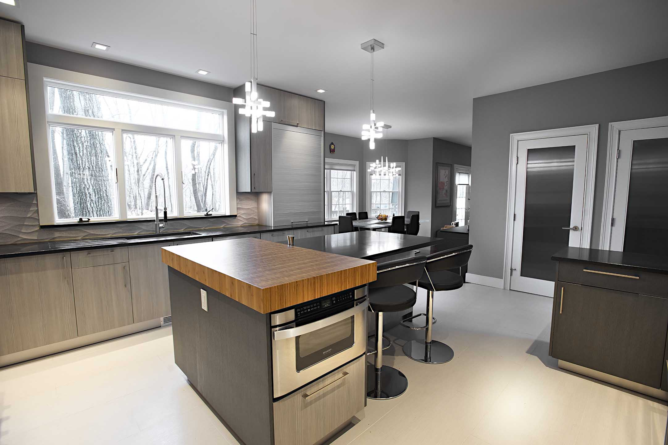 ny metro area kitchen design by joan bigg design