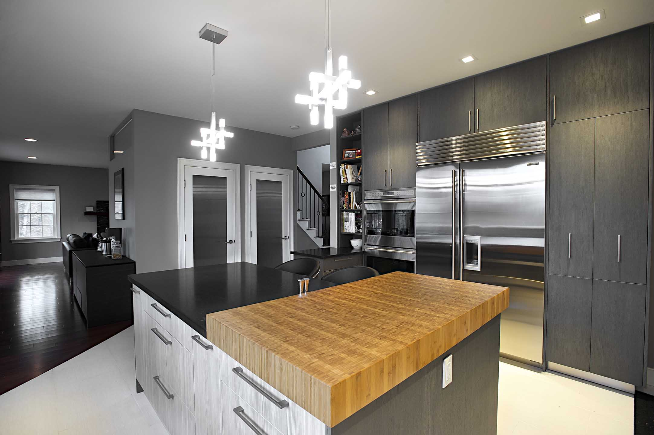 joan bigg kitchen designer fairfield county ct contemporary kitchen with grothouse butcher block rockland county ny