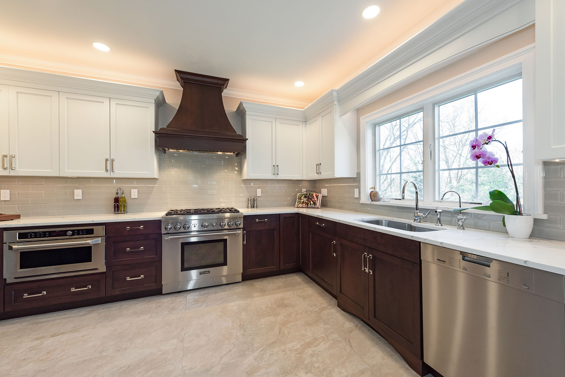 classic kitchen designed by Joan Bigg kitchen choreography kitchen design rockland county ny