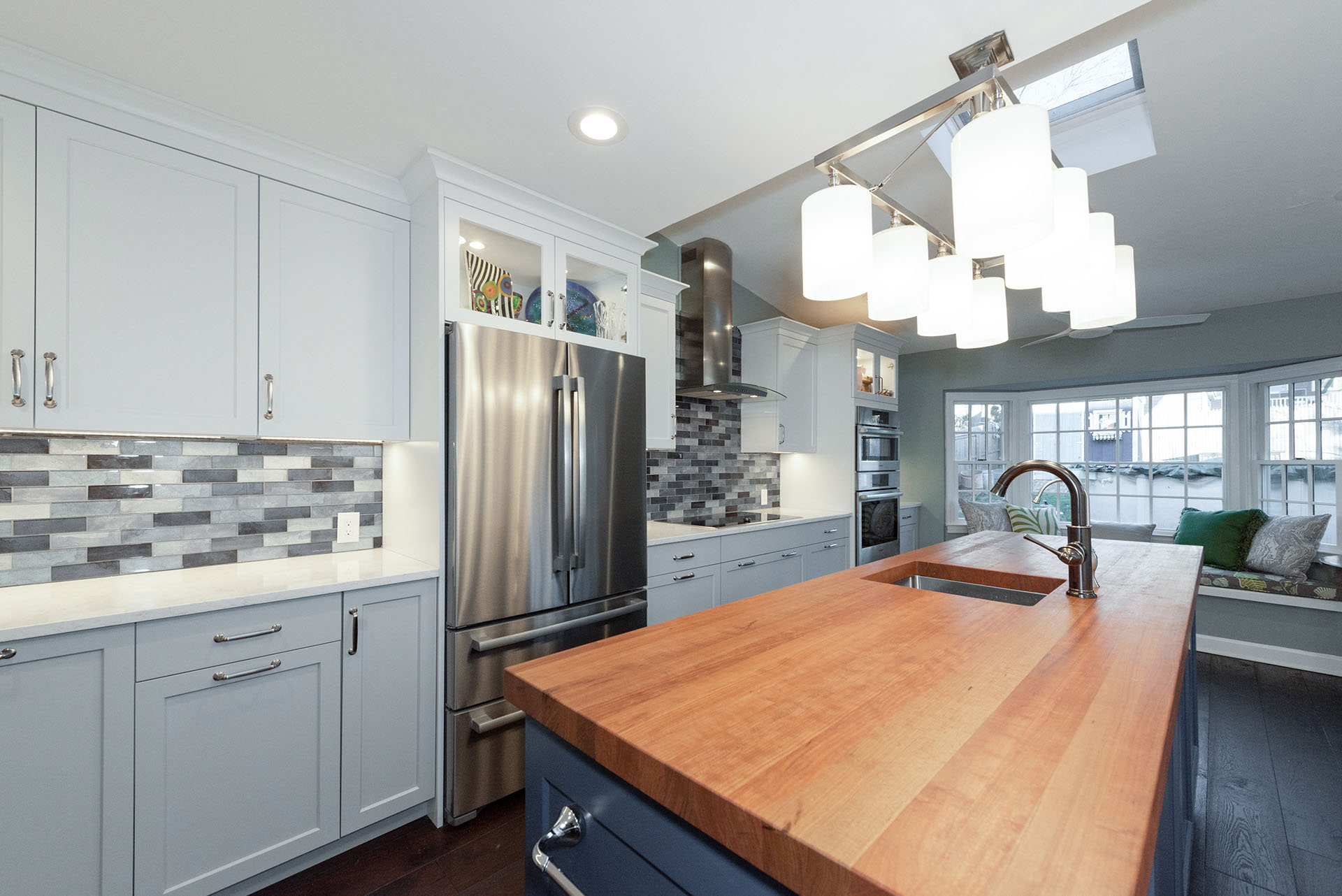 joan bigg kitchen design contemporary farmhouse kitchen grothouse custom wood countertop westchester ny